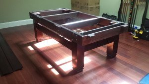Janesville Pool Table Assembly image 1